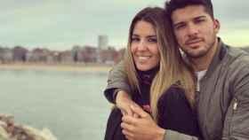 Susana Salmerón y Cristian Toro felices con su próxima paternidad.