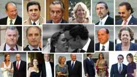 De aquel día feliz en El Escorial, a prisión: la maldición de los invitados a la boda de Ana Aznar