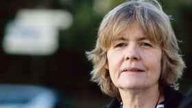 La escritora francesa Fred Vargas, Premio Princesa de Asturias de las Letras. EFE.