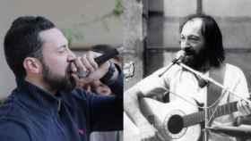 Valtonyc, huido del país en 2018, y Suso Vaamonde, que escapó en 1980.