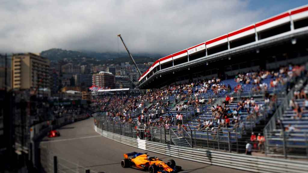 Fernando Alonso no confía en mejorar mucho lo presente en Mónaco.