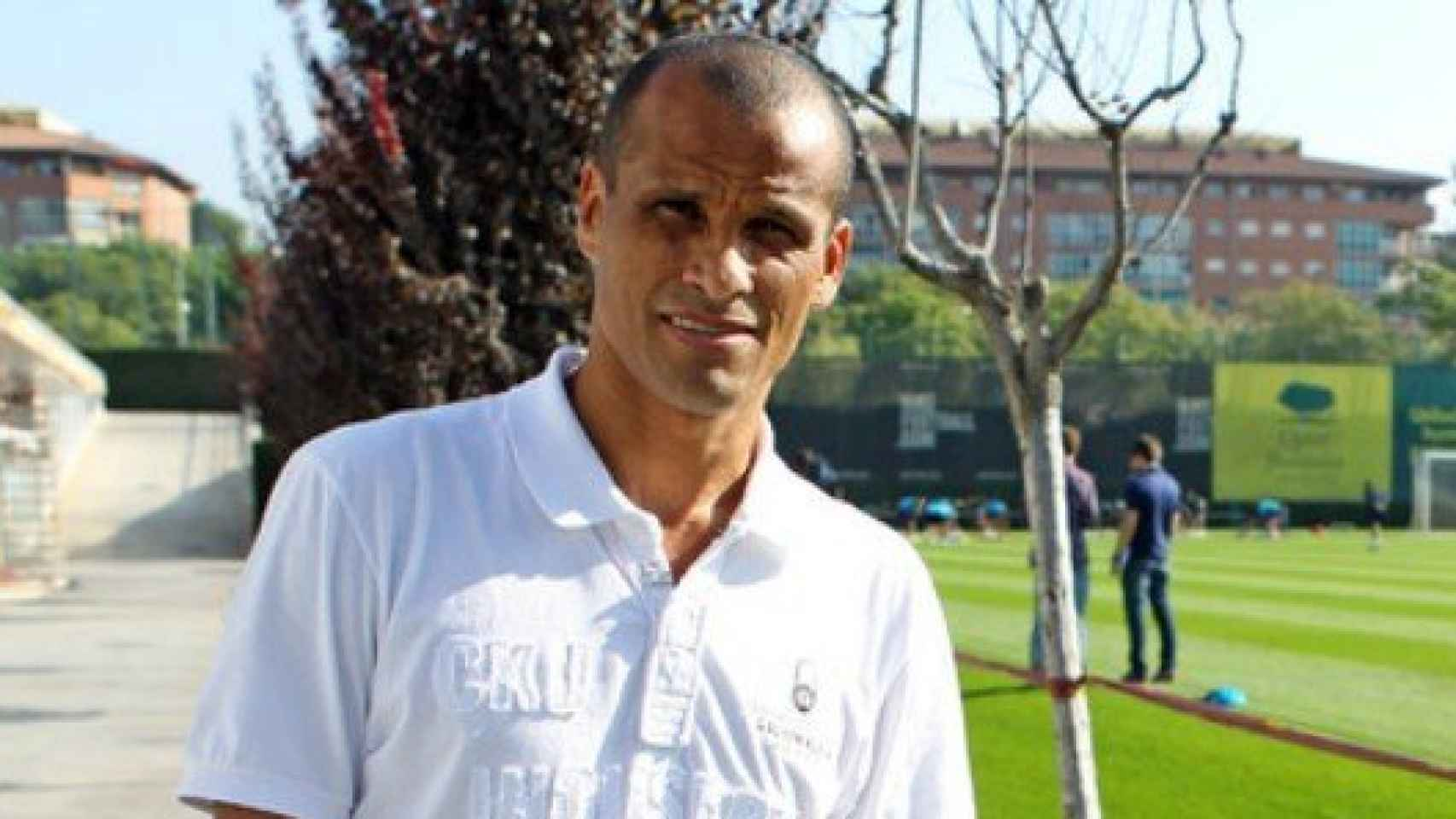 Rivaldo. Foto: fcbarcelona.es