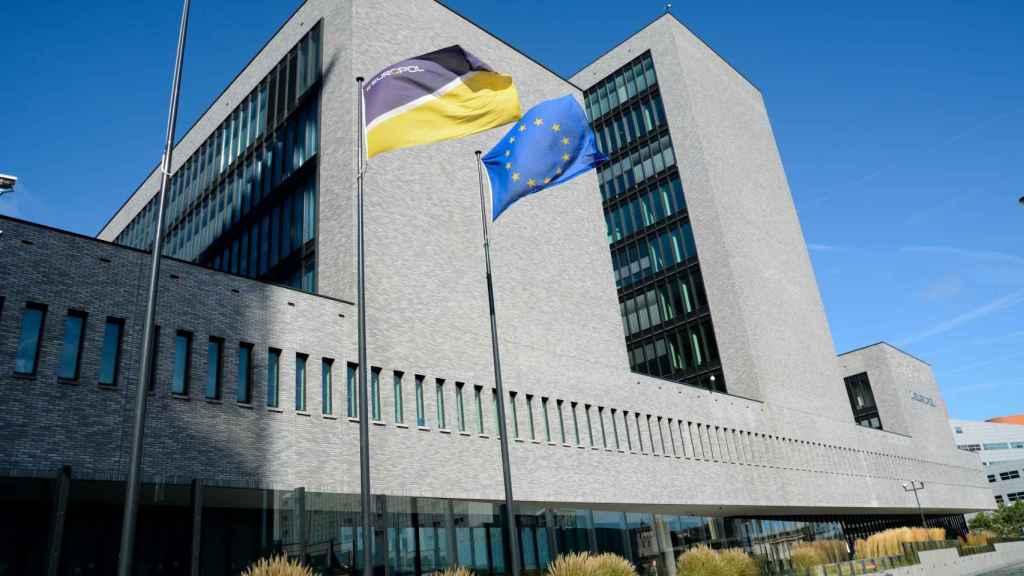 La sede de Europol en La Haya