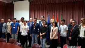 zamora junta skills alumnos ganadores