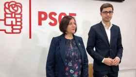 Carmen Avila Jose Luis Mateos PSOE Salamanca
