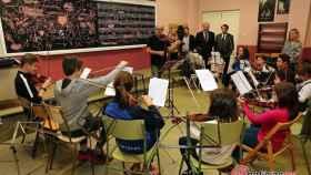 escuela musica leon