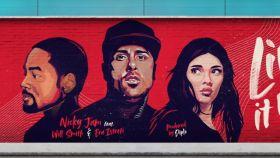 Will Smith, Nicky Jam y Era Istrefi cantan el tema oficial de Rusia 2018.