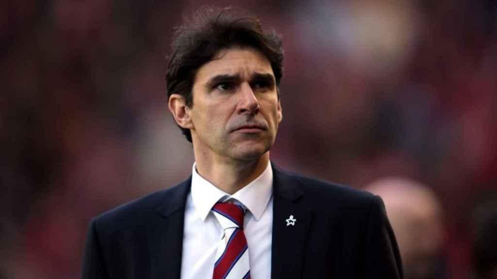 Aitor Karanka, entrenador del Nottingham Forest. Foto: nottinghamforest.co.uk