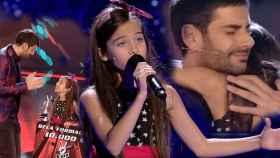 Melani, última ganadora de 'La Voz Kids', sueña con ir a Eurovisión