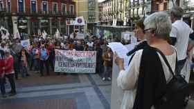 Valladolid-sanidad-calidad-publica-concentracion