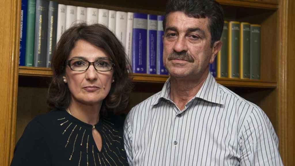 Santina y Pippo Biondo.
