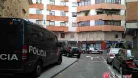 Zamora policia nacional registros viviendas operacion 3
