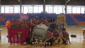 Valladolid-kin-ball-competicion