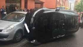 Valladolid-delicias-accidente-suceso