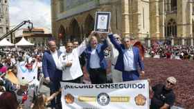 Leon-capital-cecina-record-guiness