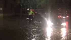 Valladolid-bomberos-rescate-agua-lluvia