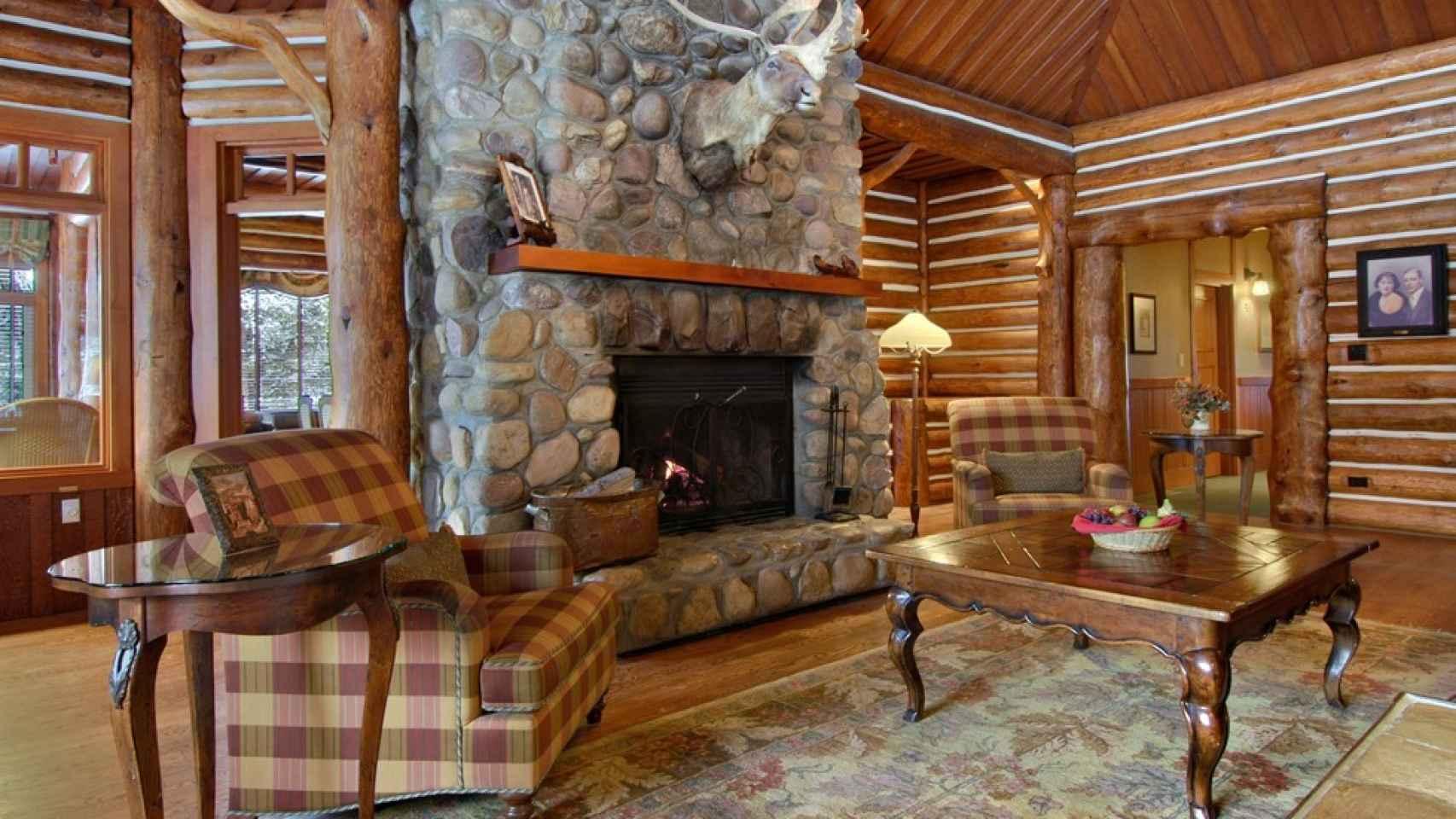 Así es la lujosa cabaña donde Harry y Meghan comenzarán su luna de miel