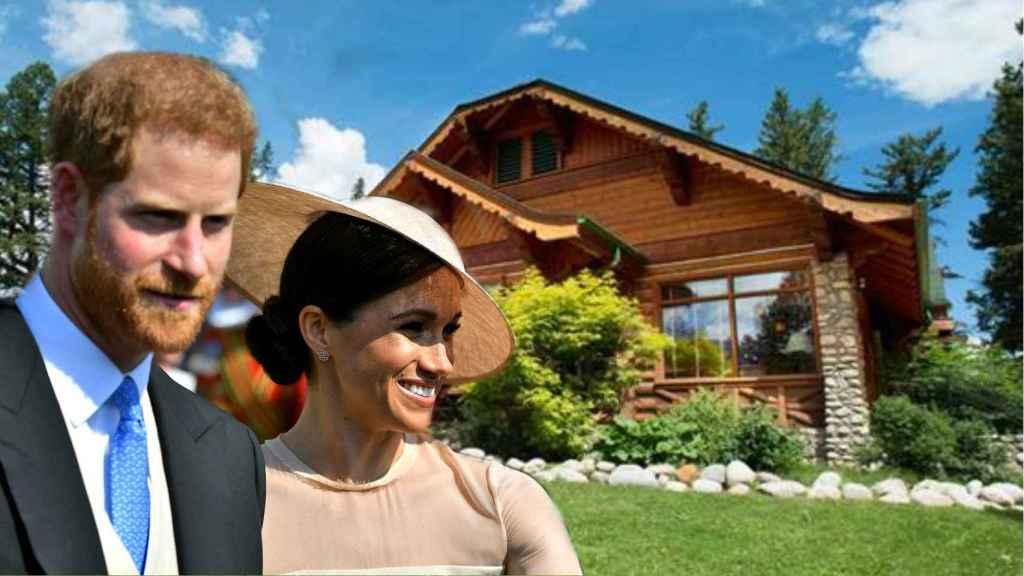 Harry y Meghan disfrutarán de una estancia en el paraíso canadiense.