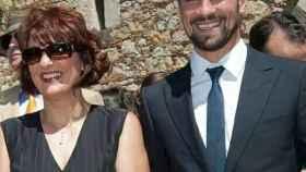 Santina D'Alessandro y Mario Biondo.