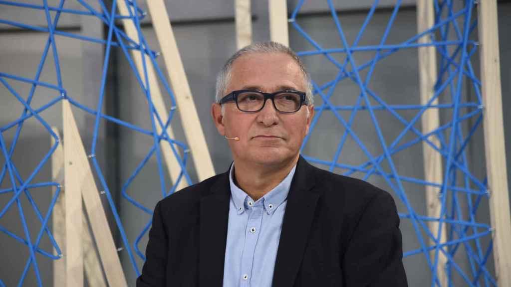 El presentador Xavier Sardà.