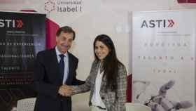 Convenio Universidad Isabel I y ASTI 2