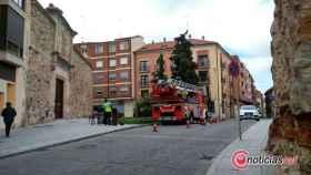 zamora bomberos desprendimientos santa ana alhondiga (3)