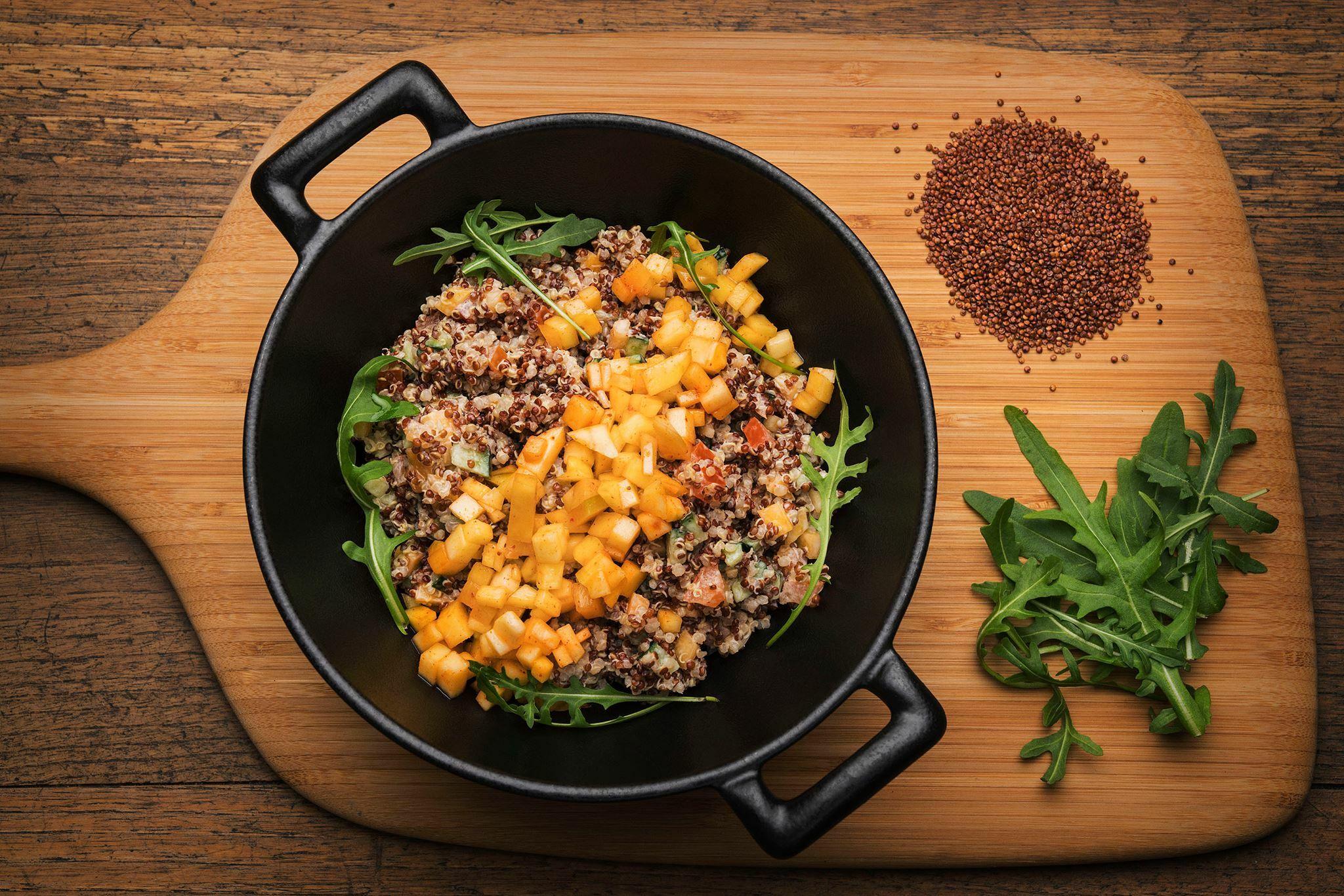 Mama Campo - ensalada de quinoa