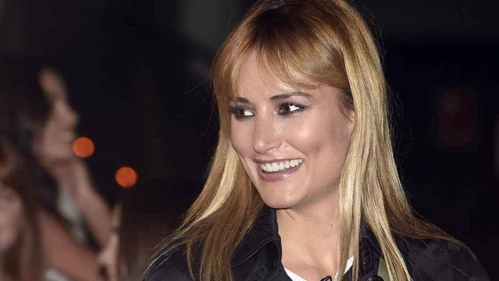 Alba Carrillo en una imagen de archivo.