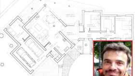 Así diseñé el chalet de Pablo Iglesias con materiales usados: habla el arquitecto José Ignacio Rubio