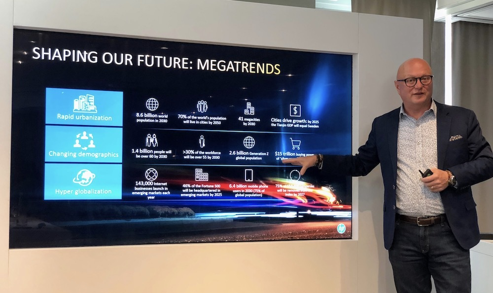 shanne wall hp cto megatrends