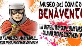 zamora benavente museo comic