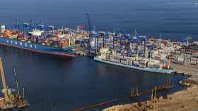 El puerto de Gdansk, en Polonia, que usa la tecnología de Libelium.