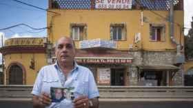 José Amaya, padre de un joven de 27 años desaparecido en agosto de 2016 cuando iba a bordo de una lancha del narcotráfico.