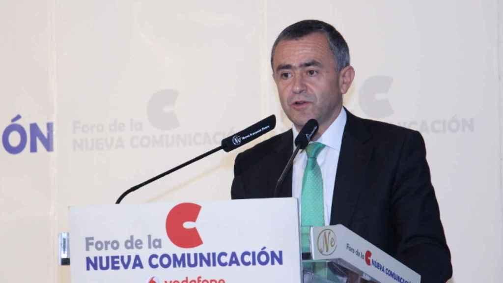 Fernando Giménez Barriocanal, presidente y CEO de Cope, y principal valedor de Herrera.