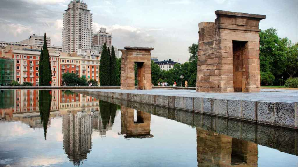 El Madrid moderno frente al Madrid antiguo.