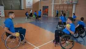 atletico valladolid balonmano adaptado inclusport 1