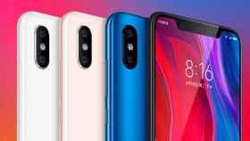 Xiaomi Mi 8: características, precio, disponibilidad…