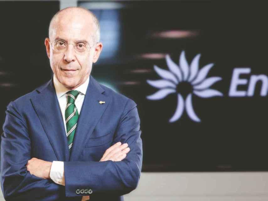 Francesco Starace, CEO de Enel.