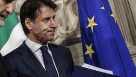 El designado presidente del Gobierno italiano, Giuseppe Conte.