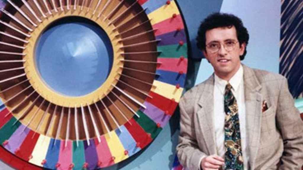 Jordi Hurtado en el programa 'Si lo sé no vengo'.