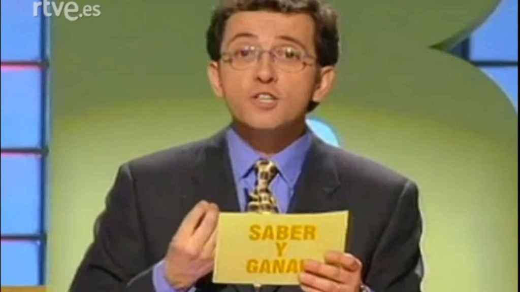 Jordi Hurtado en 'Saber y Ganar'.