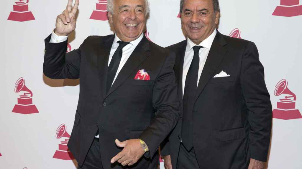 Los del Río, autores del hit 'Macarena'