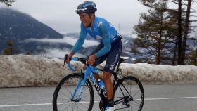 Marc Soler ganó la París-Niza y quiere dar la sorpresa en el Dauphiné.