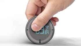 rollable flexometro digital con pantalla cinta metrica