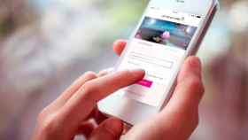 Vente Privée, una de las 'app' más recurrente para compra de ropa.