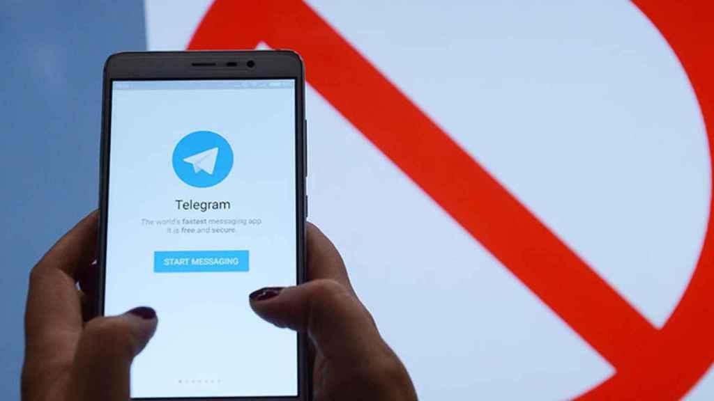 rusia telegram bloqueo
