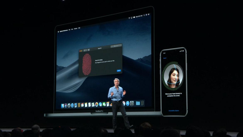 touchid apple macos mojave ios 12 apple iphone