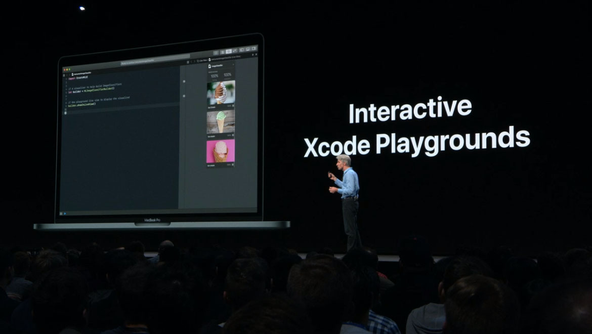 xcode interactive playgrounds macos mojave