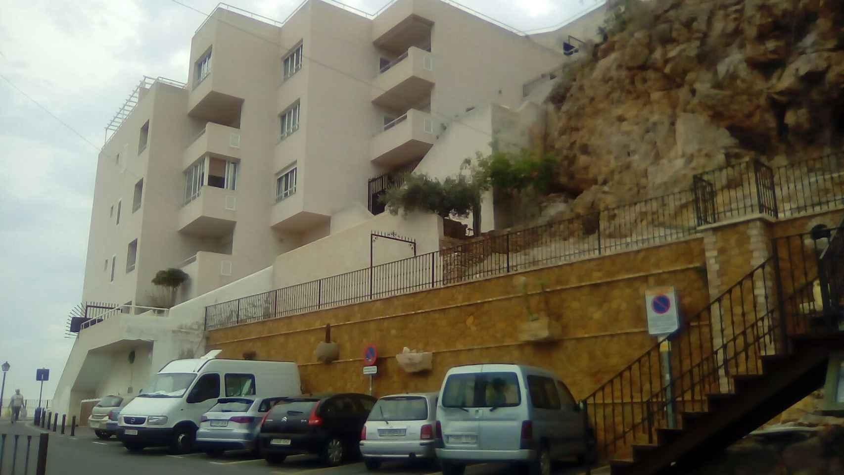 Así es el apartamento de verano de Pedro Sánchez en Mojácar