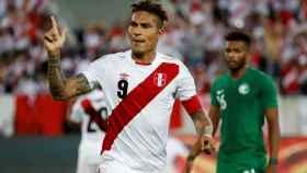 Paolo Guerrero jugará el Mundial definitivamente.